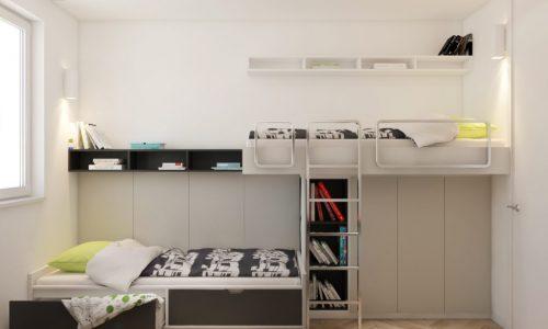 Minimalist Children's Room