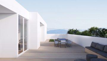White Minimalist Home